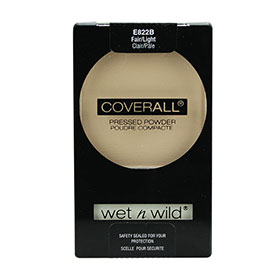 Wet n Wild Coverall Pressed Powder E822B Fair/Light