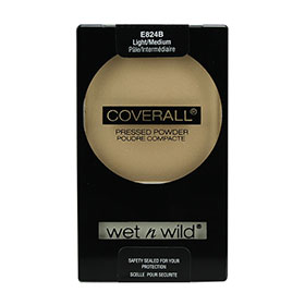 Wet n Wild Coverall Pressed Powder E824B Light/Medium
