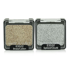 แพ็คคู่ Wet n Wild Color Icon Glitter 2 Colors #E3522 Brass & #E3532 Spiked