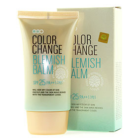 Welcos Color Change BB Cream SPF25 PA++ 50mL