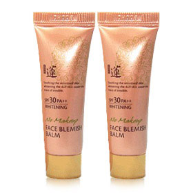 แพ็คคู่ Welcos No Makeup Face Blemish Balm(10ml×2)