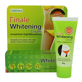 NanoMed Finale Whitening Cream 30g