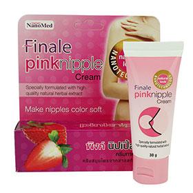 NanoMed Finale Pink Nipple Cream 30g