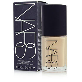 NARS Sheer Glow Foundation 30ml # Light4 Deauville Sheer Glow 6041