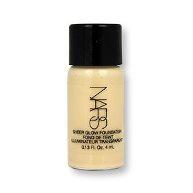 NARS Sheer Glow Foundation #Light4 Deauville 4ml