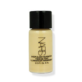 NARS Sheer Glow Foundation #Light5 Fiji 4ml
