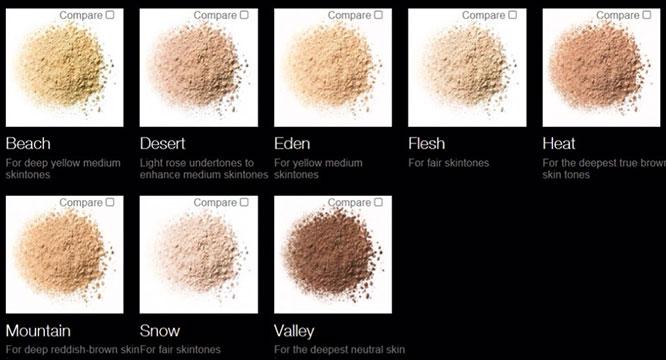 ผลการค้นหารูปภาพสำหรับ NARS Soft Velvet Loose Powder