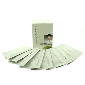 Naruko Magnolia Brightening and Firming Mask 10 Pcs