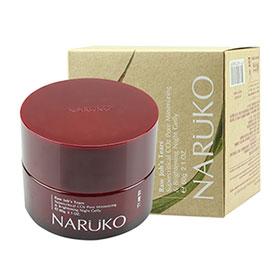 Naruko Raw Job's Tears Supercritical CO2 Pore Minimizing & Brightening Night Gelly 60g