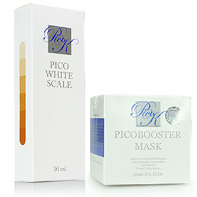 Set Pico Booster Mask + White Scale