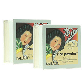 ซื้อ1แถม1Palladio Rice Powder Translucent 17g (RP02)
