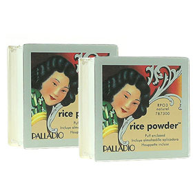ซื้อ1แถม1Palladio Rice Powder Natural 17g (RP03)