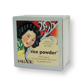 Palladio Rice Powder #Translucent 17g (RP02)