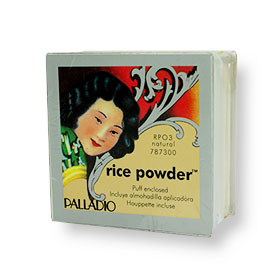 Palladio Rice Powder #Natural 17g (RP03)