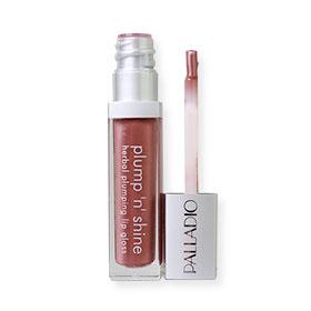 Palladio Plump 'n' Shine Herbal Plumping Lip Gloss #PLP09 Mauvey