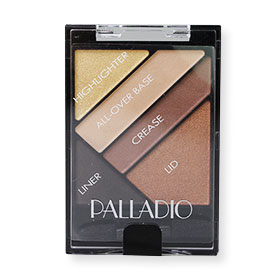 Palladio Silk FX All-In-One Herbal Eyeshadow #WTES03 Rendez-vous 2.6g