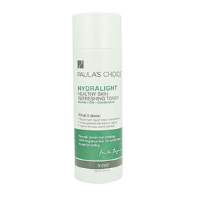 Paula's Choice Hydralight Healthy Skin Refreshing Toner 190ml