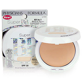 Physicians Formula Super BB All-in-1 Beauty Balm Compact Cream #Light6232