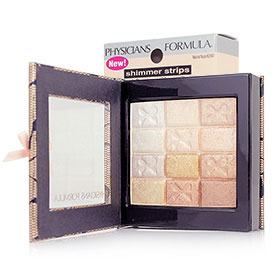 Physicians Formula Shimmer Strips All-in-1 Custom Nude Palette #Natural Nude-6240