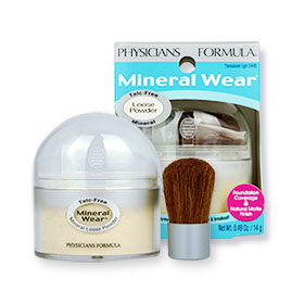 Physicians Formula Mineral Wear Talc-Free Loose Powder SPF16 #Transulucent light 2449