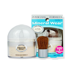 Physicians Formula Mineral Wear Talc-Free Loose Powder SPF16 #Transulucent Medium 2450