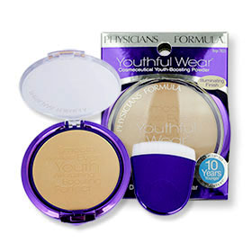 Physicians Formula Youthful Wear Cosmeceutical Youth-Boosting Powder #Beige 7833