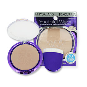 Physicians Formula Youthful Wear Cosmeceutical Youth-Boosting Powder #Creamy Natural 7832