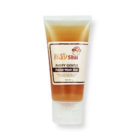 Rayshi Purify Gentle Facial Wash Gel 80g