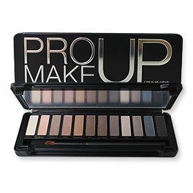 Beauty Buffet GINO McCRAY The Professional Make Up Eye Shadow Palette