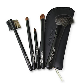 Beauty Buffet GINO McCRAY Pro Make-Up Mini Brush (5 Item)