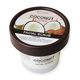 Beauty Buffet Scentio Coconut &Co-Q10 Facial Scrub 100ml