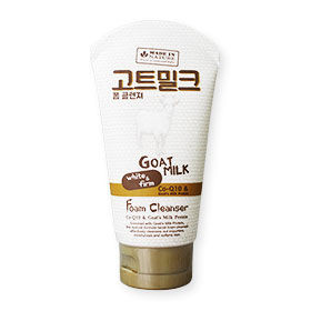 Beauty Buffet Made In Nature Goat Milk Foam Cleanser 100ml