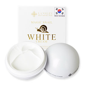 Beauty Buffet Lansley Magic Snail White Cream 50ml