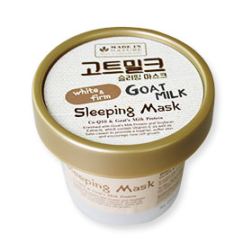 Beauty Buffet Made In Nature Goat Milk Sleeping Mask 100ml