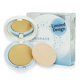 Sungrace White UV Pact Limited Design SPF18 PA++ #O2 12g