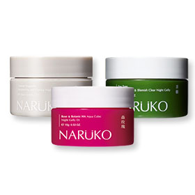 Set Naruko Night Gelly 3Items (15gx3)