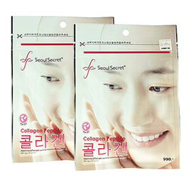 แพ็คคู่ Seoul Secret Seoul Collagen Peptide