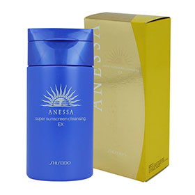 Shiseido Anessa Super Sunscreen Cleansing EX 120ml