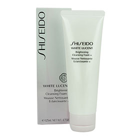 Shiseido White Lucent Brightening Cleansing Foam W 125ml