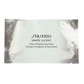Shiseido White Lucent Power Brightening Mask 1pcs