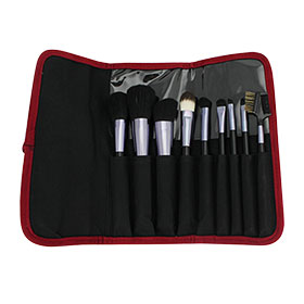 Shiseido Brush Set 9 Items