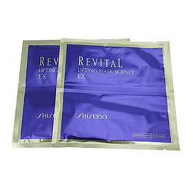 แพ็คคู่ Shiseido Revital Lifting Mask Science EX (2pcs x2)