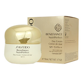 Shiseido Benefiance Nutriperfect Day Cream SPF15PA++ 50ml