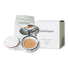 Sulwhasoo Perfecting Cushion Brightening SPF50+/PA+++#17 Light Beige (15g x2)