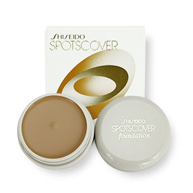 Shiseido Spotscover Foundation #S100 20g