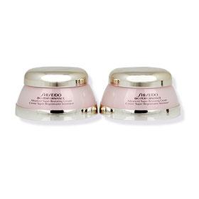 แพ็คคู่ Shiseido Bio-Performance Advanced Super Restoring Cream (7ml x 2)