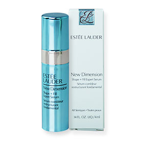 Estee Lauder New Dimension Shape + Fill Expert Serum 4ml