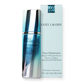 Estee Lauder New Dimension Shape + Fill Expert Serum 30ml