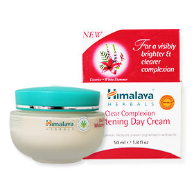 Himalaya Herbals Clear Complexion Whitening Day Cream 50ml