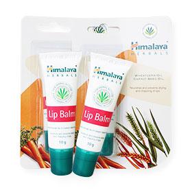 แพ็คคู่ Himalaya Herbals Lip Balm 10gx2